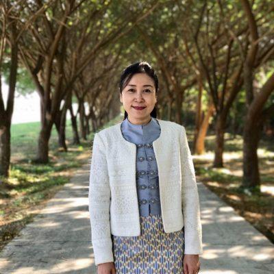 Dr. Aye Aye San
